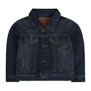 Levi's® Denim Trucker Jacket - Baby Boys 3m-9m