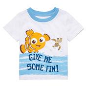 Disney Baby Collection Nemo Graphic Tee - Baby Boys newborn-24m