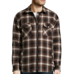 Flannel Coats & Jackets for Men - JCPenney