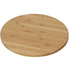 Natico Executive Chef Bamboo Lazy Susan
