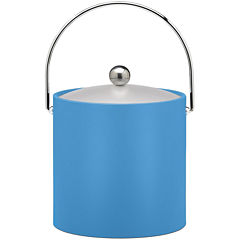 Kraftware Ice Bucket with Bale Handle