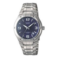 Casio® Edifice Mens Stainless Steel Watch EF106D-2AV
