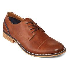 J.Ferrar Jake Mens Oxford Shoes