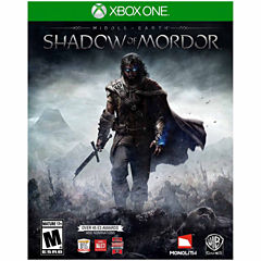 Middle Earth:Shdw Of Mrdr Video Game-XBox One