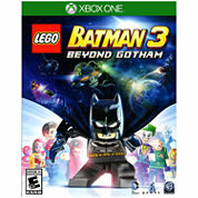 Lego Batman 3 Beyond Video Game-XBox One