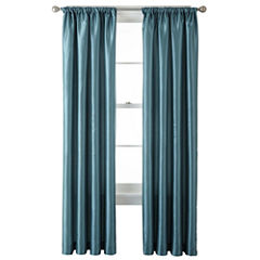 Liz Claiborne® Gallery Taffeta Window Treatments