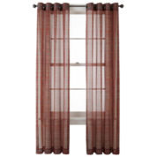studiojcp home 95 inch sheer curtains for window - jcpenney
