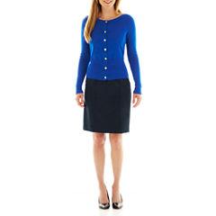 Worthington® Cardigan Sweater or Pencil Skirt