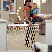 North States™ Supergate Expandable Swing Gate