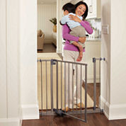 North States™ Supergate Slide-Step & Open Gate