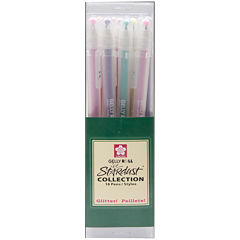 Gelly Roll Stardust Pens - 16 Pack