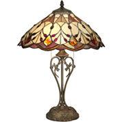 Dale Tiffany Crystal Table Lamp: Dale Tiffanyâ?¢ Marshall Table Lamp,Lighting