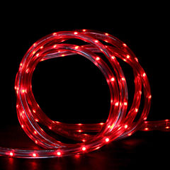 30' Red LED Indoor/Outdoor Linear Tape Lighting