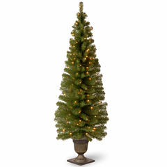 National Tree Co. 6 Foot Montclair Spruce Pre-Lit Christmas Tree