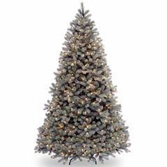National Tree Co. 7 1/2 Foot Pre-Lit Christmas Tree