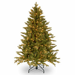 National Tree Co. 4 1/2 Foot Feel-Real