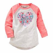 Oshkosh Heart Tunic Top - Preschool