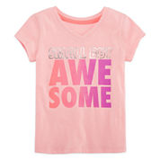 Xersion Girls Graphic T-Shirt-Toddler