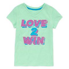 Xersion Graphic T-Shirt-Preschool Girls