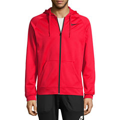 Nike Long Sleeve Thermal Zip Hoodie