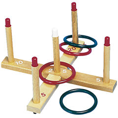 Champion Sports 10-pc. Target Toss Set