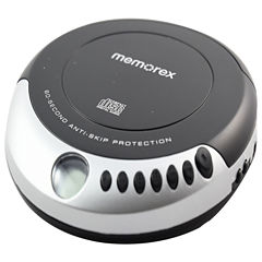 Memorex MD6461 Flexbeats Portable CD Player