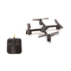 Sharper Image Rechargeable DX-3 Video Drone - 2.4 GHz