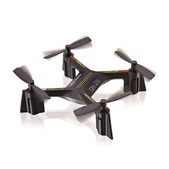 Sharper Image Rechargeable DX-2 Stunt Drone - 2.4 GHz