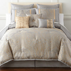 Home Expressions Carlisle 7-pc. Comforter Set & Accessories
