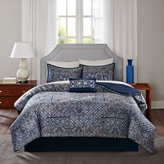 Madison Park August 9-pc. Comforter Set