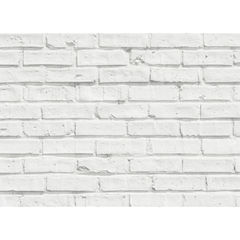 Wall Pops White Bricks Kitchen Panel Decal
