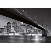 Brooklyn Bridge NY Wall Mural