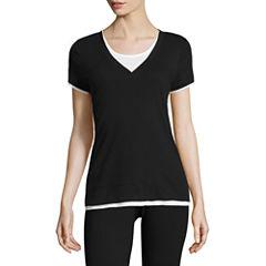 Made For Life Short Sleeve V Neck T-Shirt
