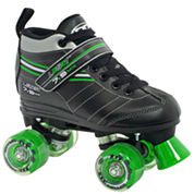 Roller Derby Laser 7.9 Speed Quad Skate Roller Skates - Boys