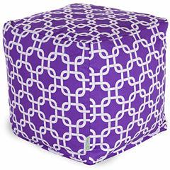 Small Cube Ottoman