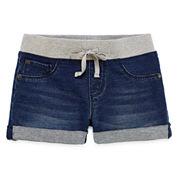 Arizona Denim Bermuda Shorts - Big Kid
