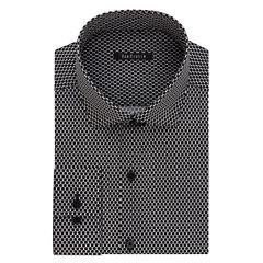 Van Heusen Wrinkle-Free Slim Fit Long Sleeve Dress Shirt