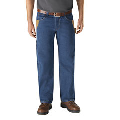 Red Kap® Relaxed-Fit Carpenter Jeans