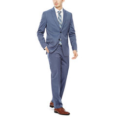 JF J. Ferrar® Birdseye Suit Separates - Slim Fit