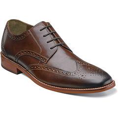 Florsheim® Montinaro Mens Leather Oxfords