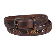 Columbia Guatemalan Inlay Belt