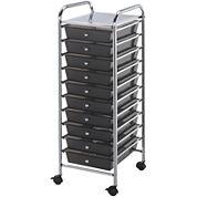 10-Drawer Storage Cart