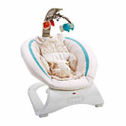 Fisher Price Deluxe Bouncer Soothing Savanna