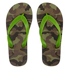 Arizona Camo Flip-Flops