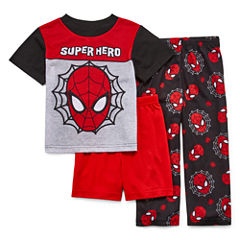 3-pc. Marvel Pajama Set Boys
