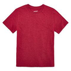 Arizona Short Sleeve T-Shirt-Big Kid Boys Husky
