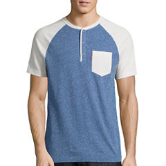 Levi's Short Sleeve Henley Shirt