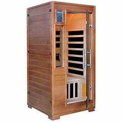 Radiant Saunas Hemlock Infrared Sauna