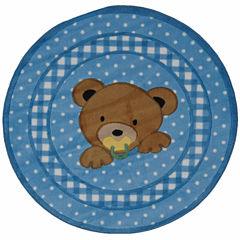 Teddy Round Rugs