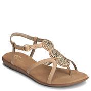 A2 by Aerosoles Country Chlub Womens Flat Sandals